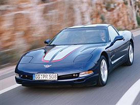 P�es 150 voz� Corvette se chyst� o v�kendu do Prahy