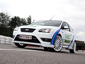 Ford Focus WRC Edition: Špetka závodní atmosféry