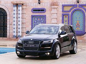 JE Design Audi Q7 wide body: mastodont s výkonem 500 k