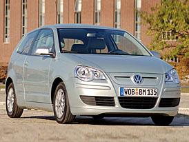 Volkswagen snížil spotřebu modelu Polo BlueMotion na 3,8 l/100 km