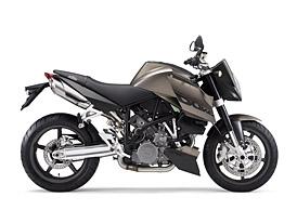 KTM: Akce na motocykly s motorem LC8