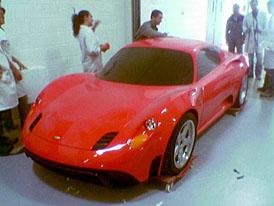 Ferrari Dino: studie vytvořená portugalským designérem
