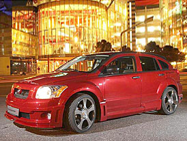 Königseder Dodge Caliber: tuning ze sousedního Rakouska