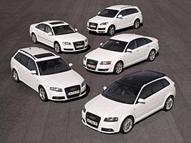 Nová TDI Audi od roku 2008: výkon, spotřeba, čistota