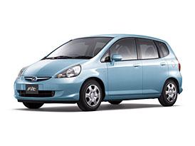 Honda svolá k opravě 1,35 mil. vozů Fit a Jazz
