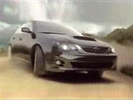 Video: Subaru Impreza WRX 2008 oficiální reklamní shot