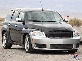 Chevrolet HHR SS: Neoficiálně oficiální a dvoulitrové turbo (nové fotografie)