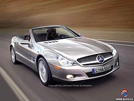 Mercedes SL: Hádejte, kam se hliník stěhuje tentokrát