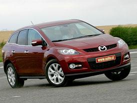 Český trh v únoru 2008: Souboj Mazdy CX-7 a Hyundai Santa Fe mezi terénními vozy