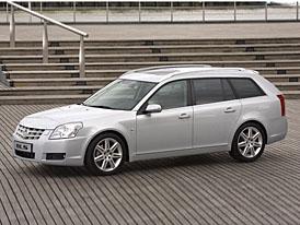Cadillac BLS Wagon od listopadu za 836.500,-Kč
