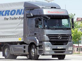 Daimler jedná o koupi podílu v ruské automobilce Kamaz