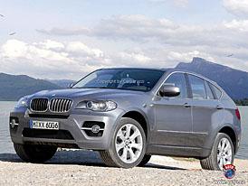 Spy Photos: BMW X6 - nové informace, nové fotografie (třetí sada fotografií)