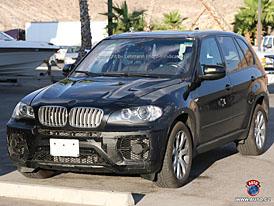 Spy Photos: Příjde ještě silnější BMW X5 M?