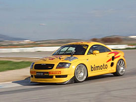 MTM TT Bimoto – dvoumotorové Audi TT překonalo rekord (VIDEO)