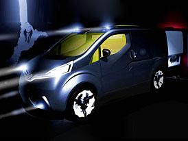 Nissan NV200: kone�n� stylov� dod�vka
