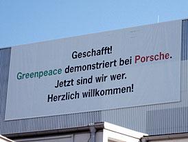 Porsche vzkázalo Greenpeace: budeme mít hybrid se spotřebou pod 9 l/100 km