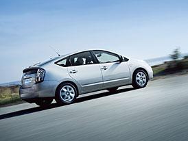 Toyota reorganizuje výrobu: Prius se bude od roku 2010 vyrábět v USA