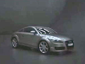 Video: Audi TT předvádí své schopnosti ve skate parku