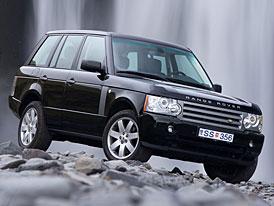 Range Rover: Průběžně dokonalejší