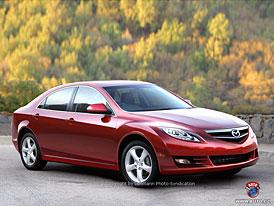 Spy Photos: Mazda6 - výroba první generace ukončena, druhá generace je za dveřmi (nové fotografie)