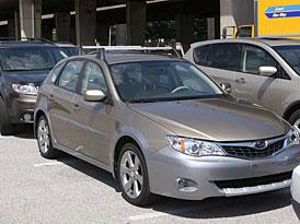 Subaru Impreza Outback Sport: Opusťte silnice