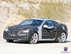 Spy Photos: Hyundai Coupé - motory nového modelu roztočí zadní kola
