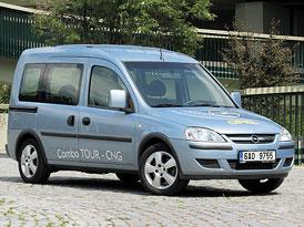 Opel Combo Tour 1,6 CNG Ecotec – Peníze nepáchnou
