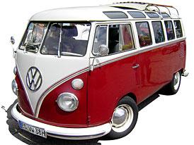 Volkswagen: Celosvětový sraz modelů Transporter