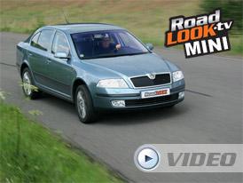 Škoda Octavia 1,8 TSI: turbo hrátky (video)