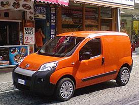 Fiat Minicargo: první fotografie