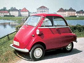 BMW zvažuje výrobu mikroauta menšího než Mini