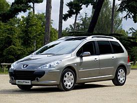 Peugeot 307 BioFlex – model spalující E85 míří do Evropy