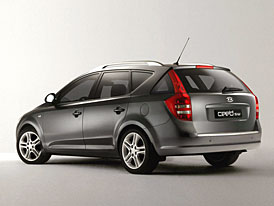 Kia Motors Slovakia: Výrobní linky chrlí Cee´d Sporty Wagon