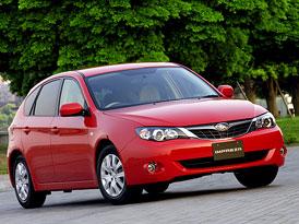 Subaru ve Frankfurtu: Nová Impreza pro Evropu, nový diesel, facelift Tribeky a nové Justy
