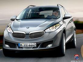 Spy Photos: Pod pláštěm malého kombi se ukrývá BMW X4 Crossover Coupé