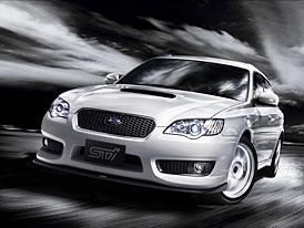 Subaru Legacy STI: Nedostupná delikatesa