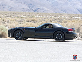 Spy Photos: Mercedes-Benz SLC - Super Sports Car