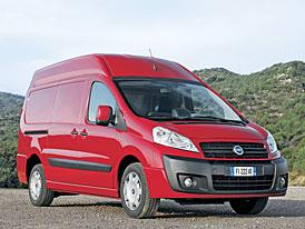 Nový Fiat Scudo v Česku – ozdoben proměnami