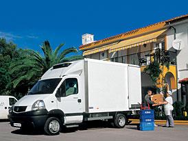 Inovace Renaultu Mascott: nenápadné posílení pozic