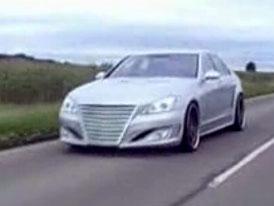 Video: ASMA Eagle I – Mercedes-Benz třídy S pouze pro silné nátury