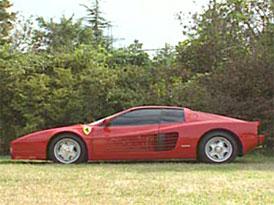 Video: Ferrari Testarossa vychutnejte si zvuk dvanáctiválce