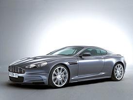 Aston Martin DBS: vůz pro Jamese Bonda se představí na IAA