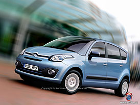 Spy Photos: Citroen C3 StreetLounge (nov� fotografie)