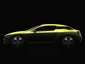 Kia Sports Coupe Concept – další poodhalení