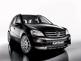 Carlsson nab�z� nov� 22palcov� kola pro Mercedesy ML, R a GL