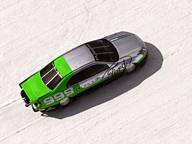 Ford drží rychlostní rekord s autem s palivovými články: 333 km/h