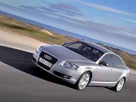 Audi rozšiřuje sériovou výbavu pro modely Audi A6