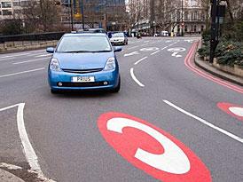 Londýn: za vjezd do centra zaplatí sportovní auta a SUV 25 liber