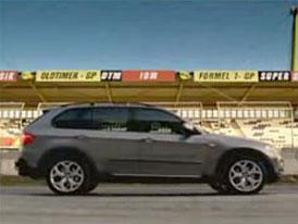Video: BMW X5 – ideální pro rodinný výlet na Nürburgring