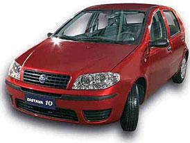 Fiat nebude v Srbsku platit 10 let dan�, Zastava bude z�ejm� vyr�b�t nov� Topolino